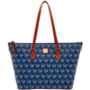 Texans Zip Top Shopper