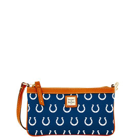 Colts Large Slim Wristlet